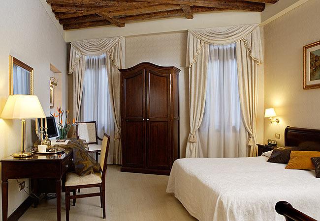 Romantisches Hotel Venedig
